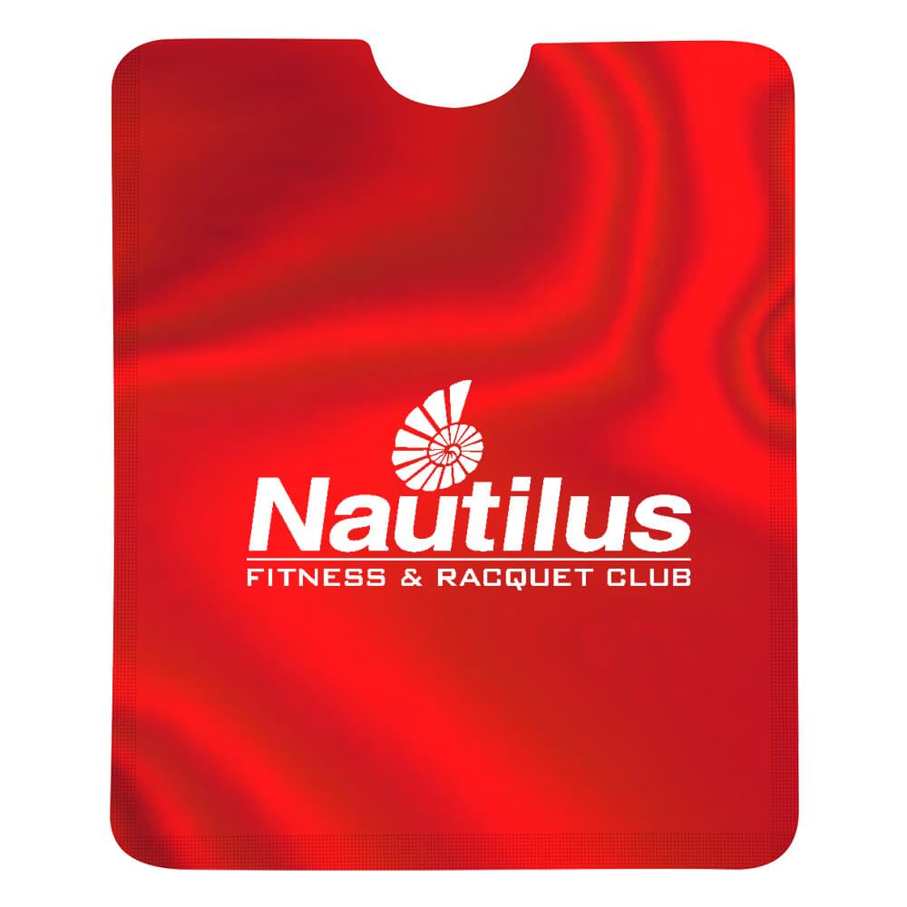 RFID Data Blocking Card Sleeve - Personalization Available