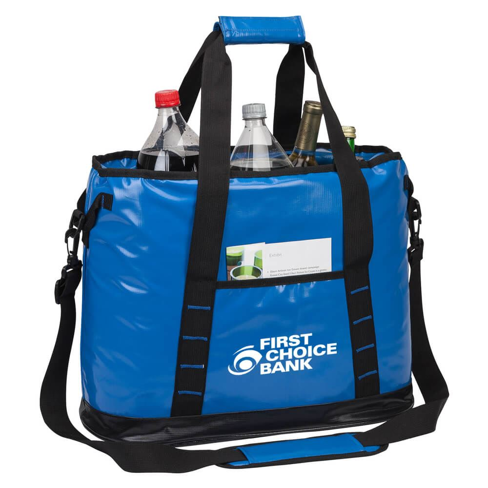 Adventure Water-Resistant Cooler Bag - Personalization Available