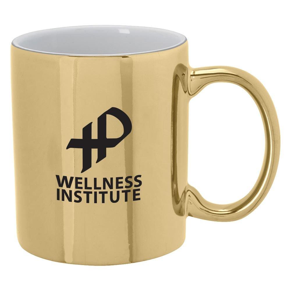 Iridescent Ceramic Mug 12-Oz. - Personalization Available