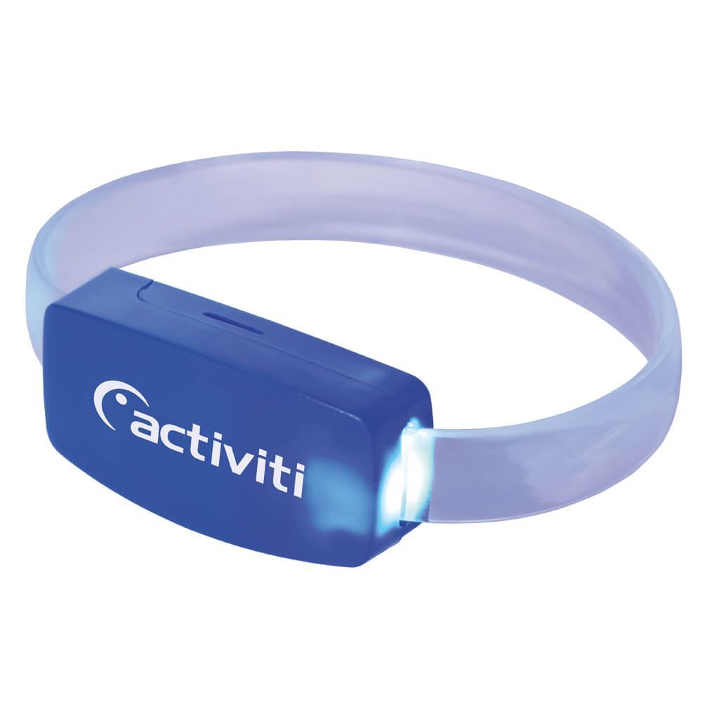 LED Running Wrist Band - Personalization Available