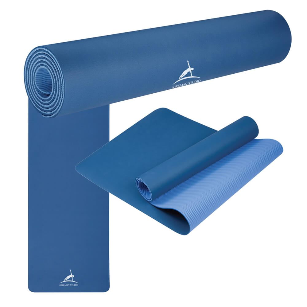 Two-Tone Double Layer Yoga Mat - Personalization Available