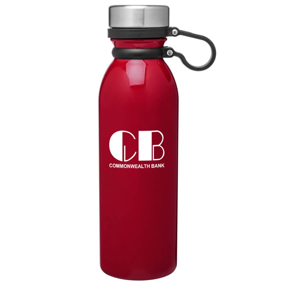 h2go® Concord Stainless Steel Bottle 20.9-Oz. - Personalization Available
