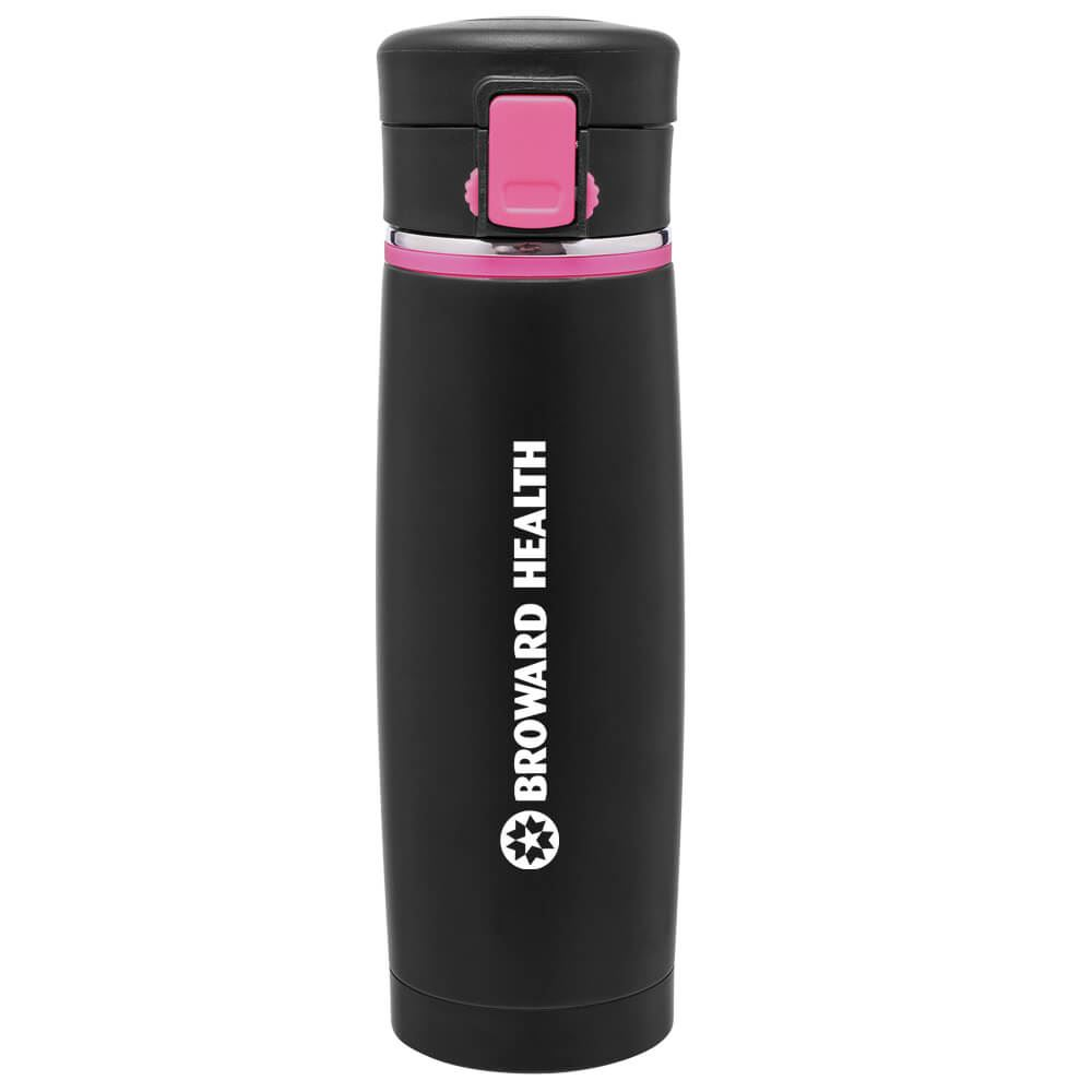Viper Stainless Steel Bottle 16-oz. - Personalization Available