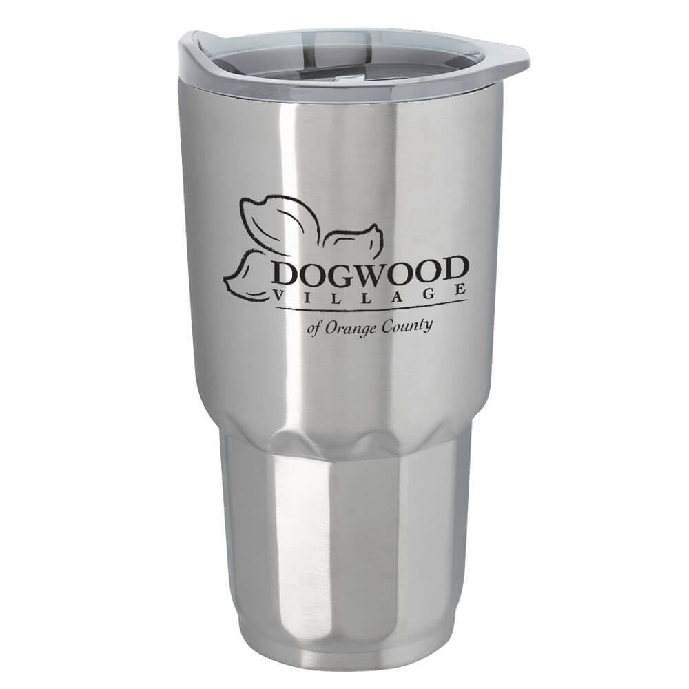 Stainless Steel Moby Tumbler 27-oz. - Personalization Available