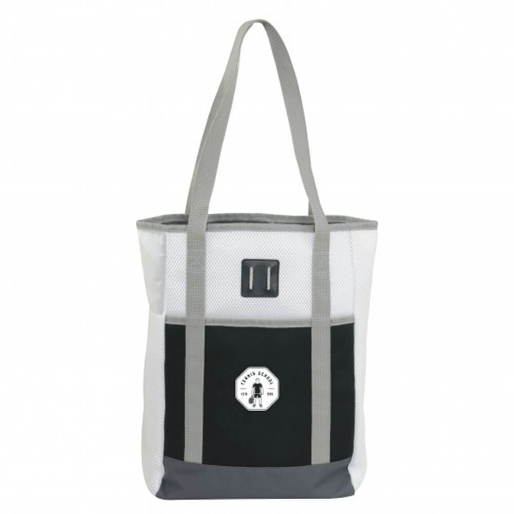Sports Mesh Tote - Personalization Available