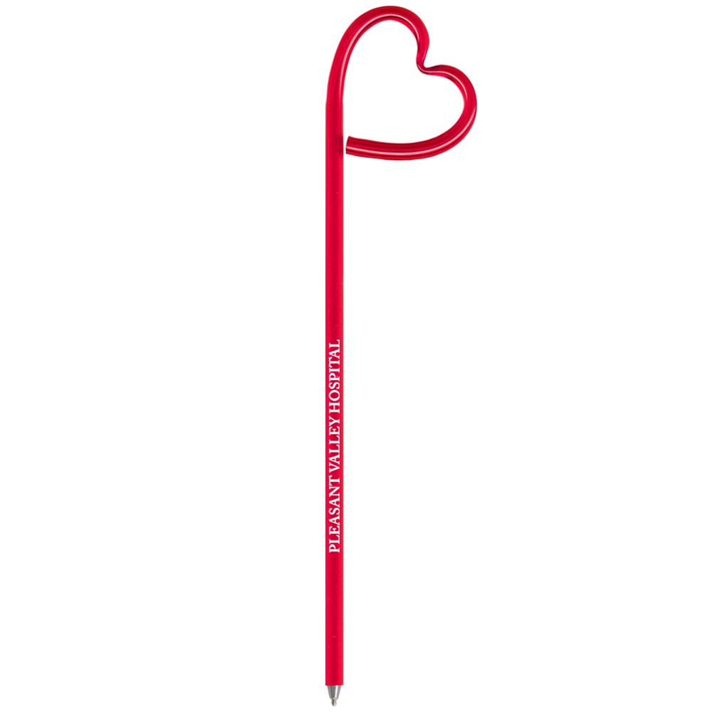 Heart Bentcil® InkBed Pen - Personalization Available