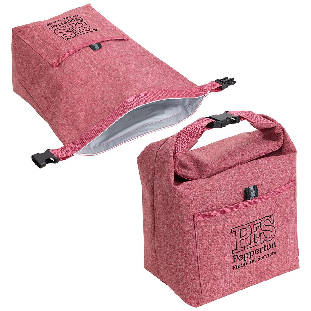 Bellevue Insulated Lunch Tote - Personalization Available