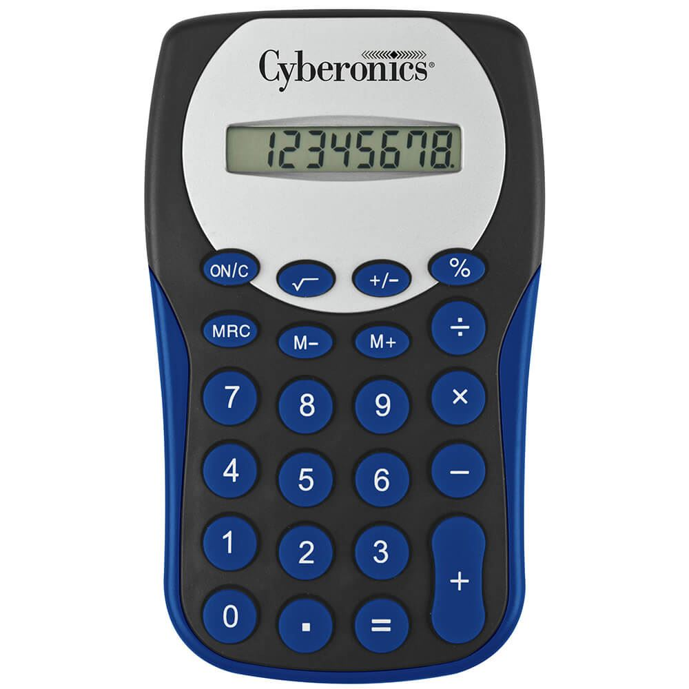 Black Magic Slim Calculator - Personalization Available