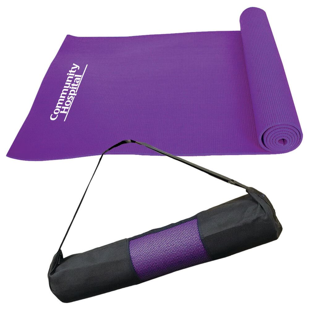 Yoga Mat - Personalization Available