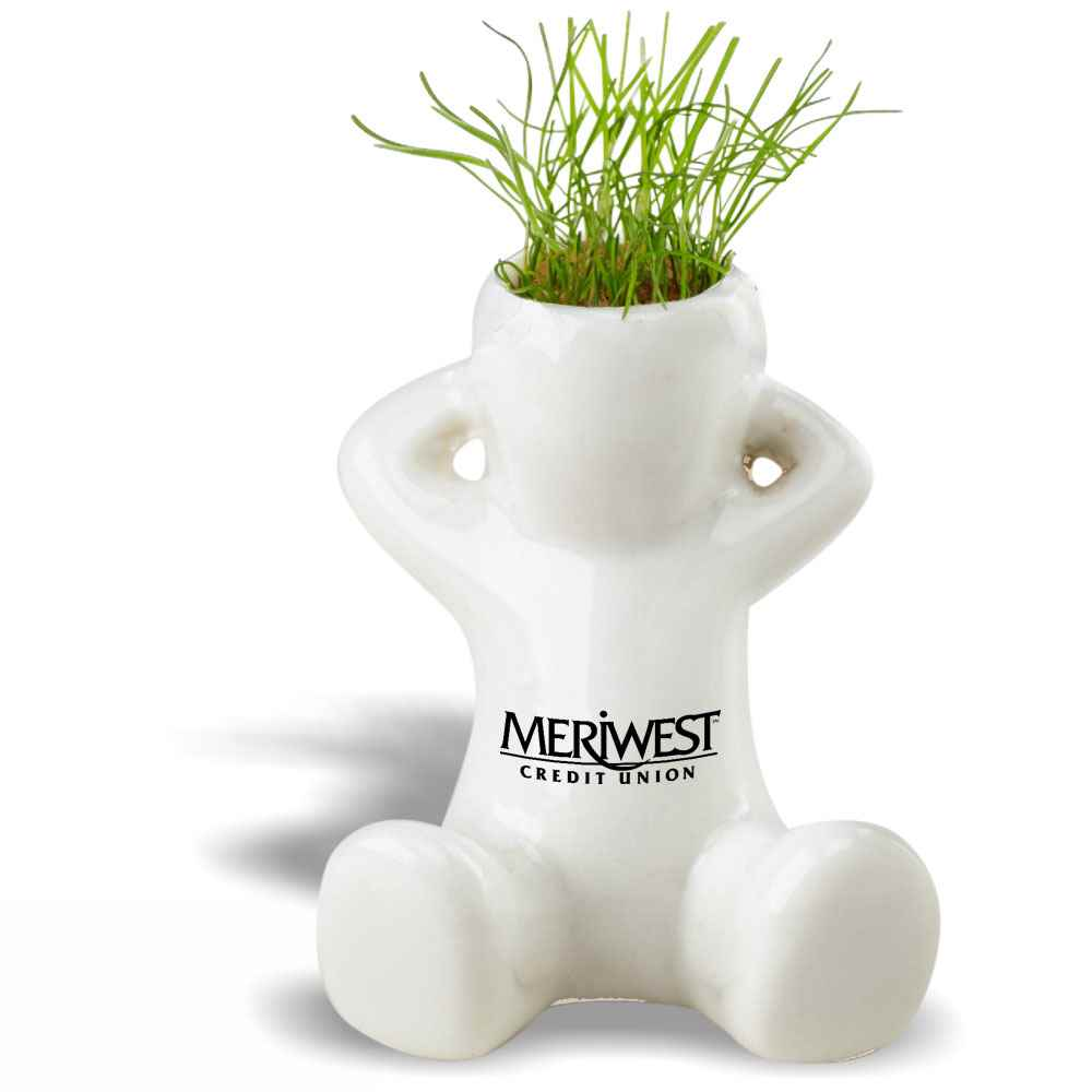 Seed Sensations Grow Guy - Personalization Available