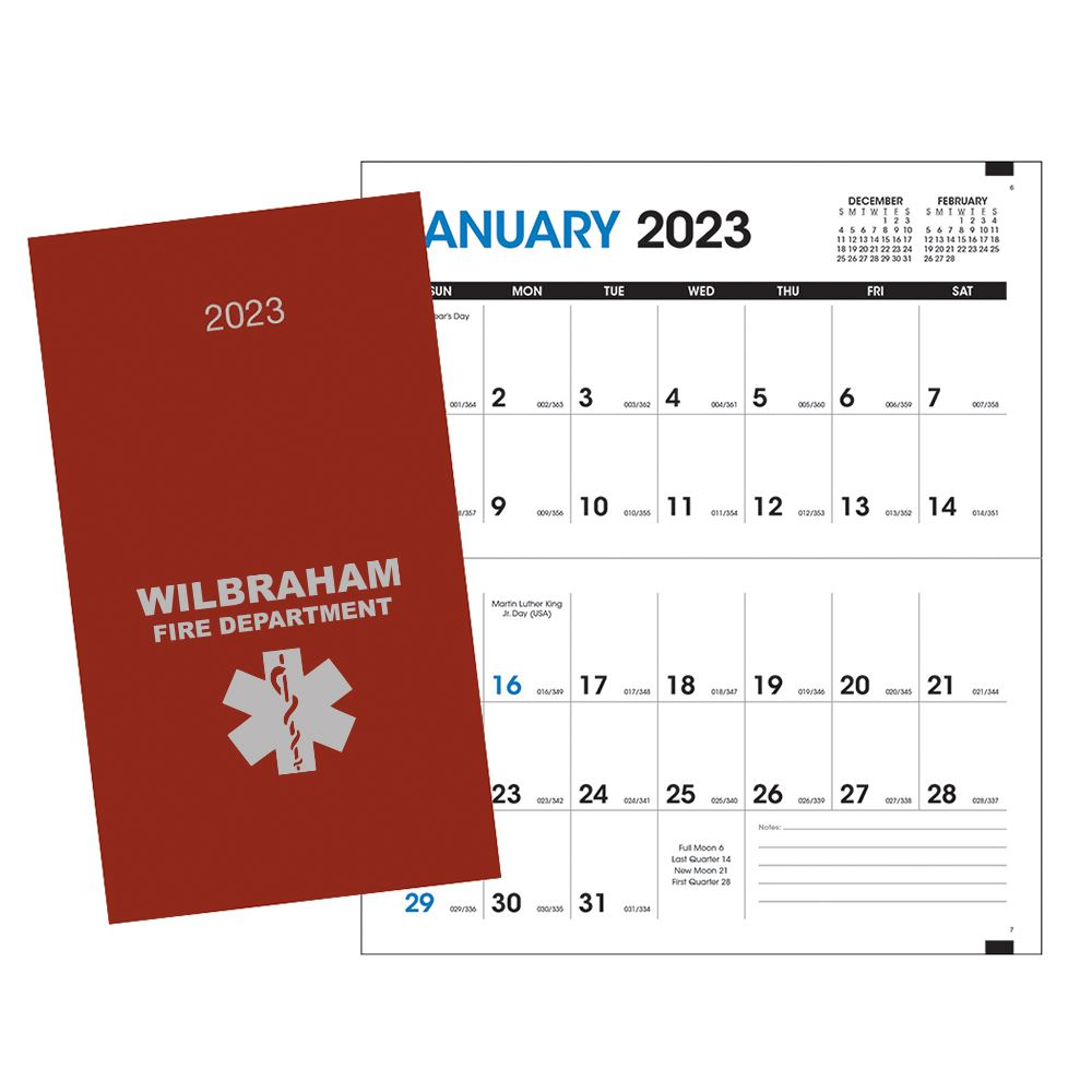 2022 Monthly Pocket Planner - Personalization Available