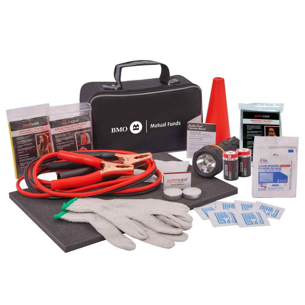 Auto Safety Kit - Personalization Available
