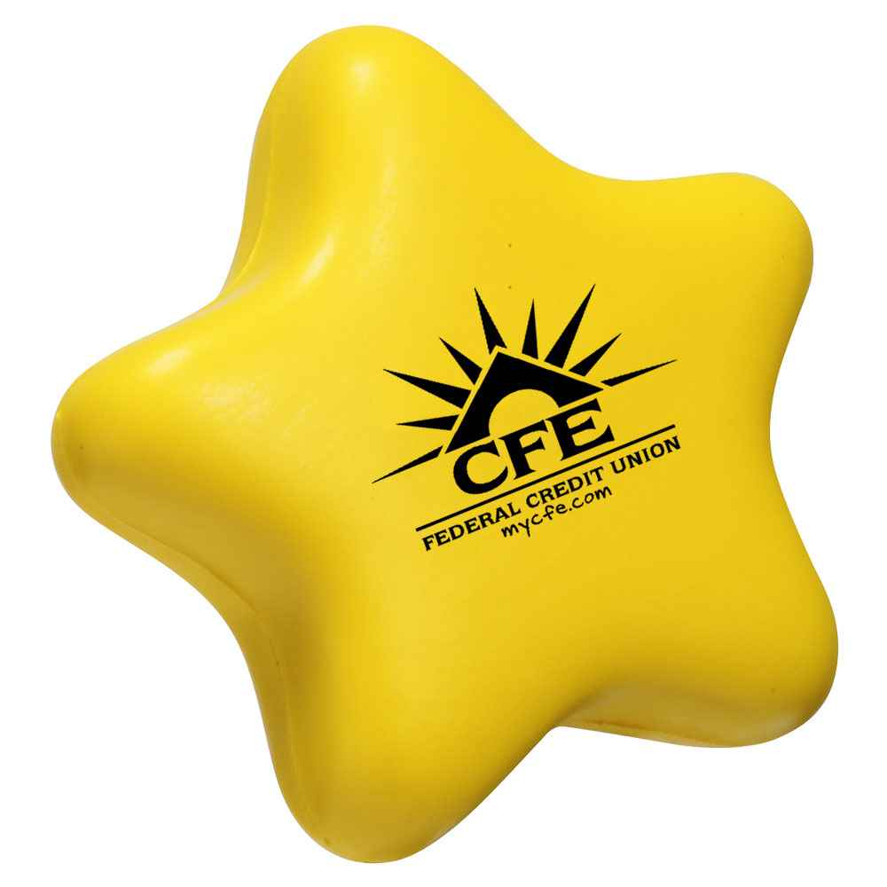 Star Slo-Release Stress Reliever - Personalization Available