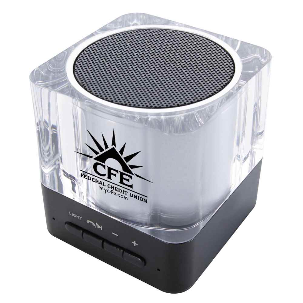 Twilight LED Bluetooth® Speaker - Personalization Available