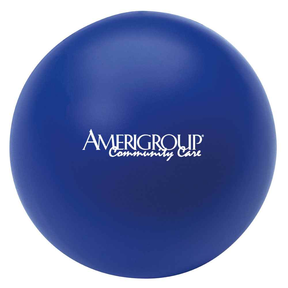Round Massage Ball - Personalization Available