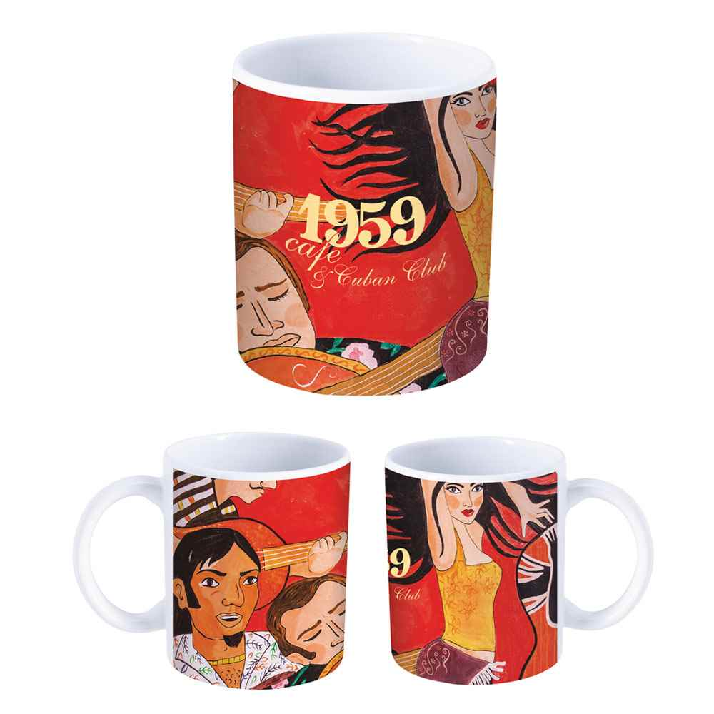 Dye Sublimation Mug 11-Oz  - Personalization Available