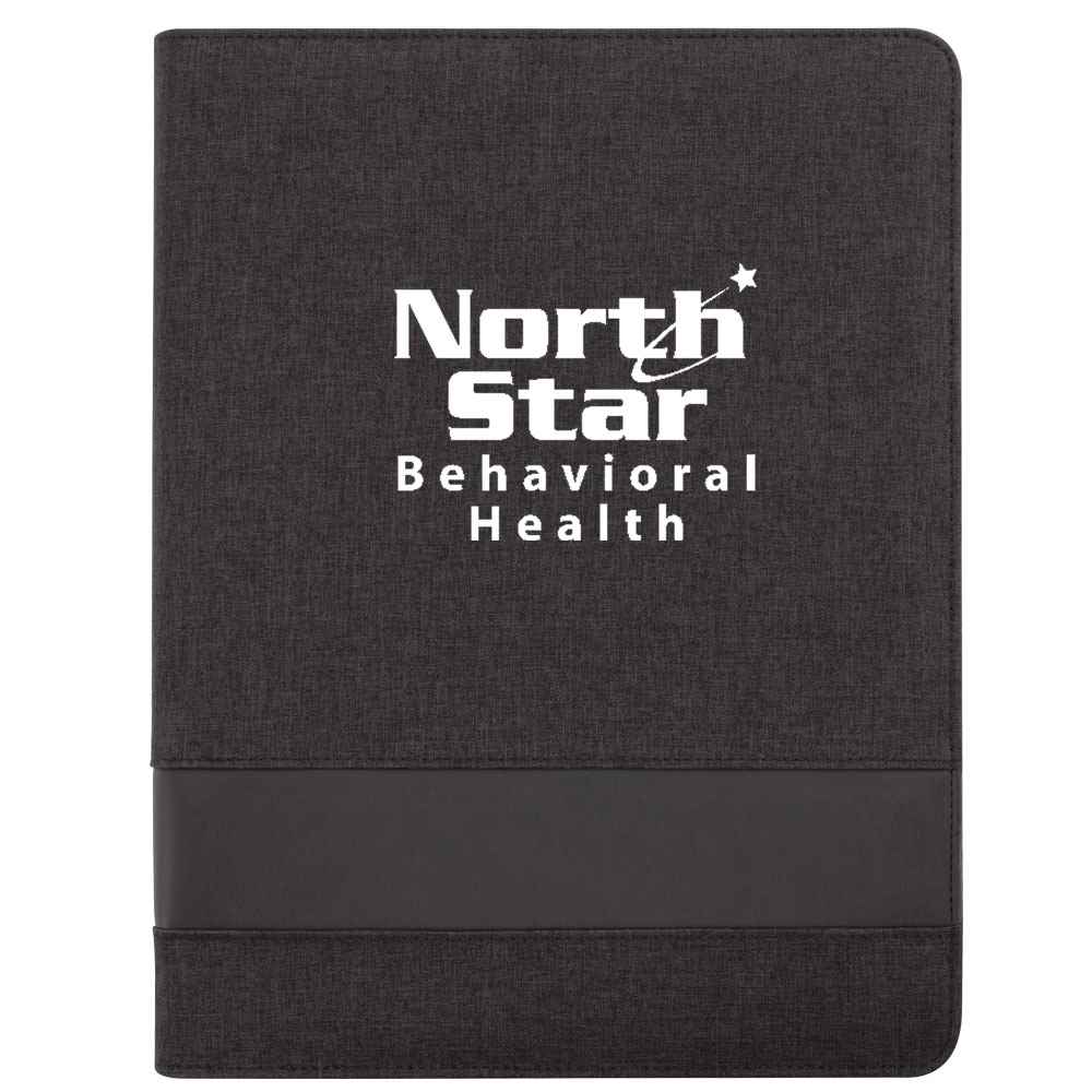 Trade Zippered Padfolio - Personalization Available
