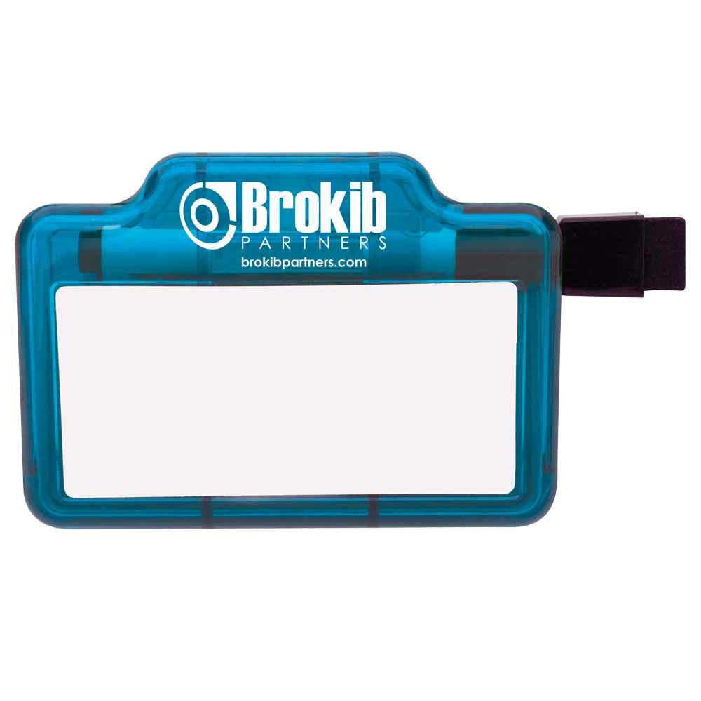 Magnet Clip Dry Erase - Personalization Available