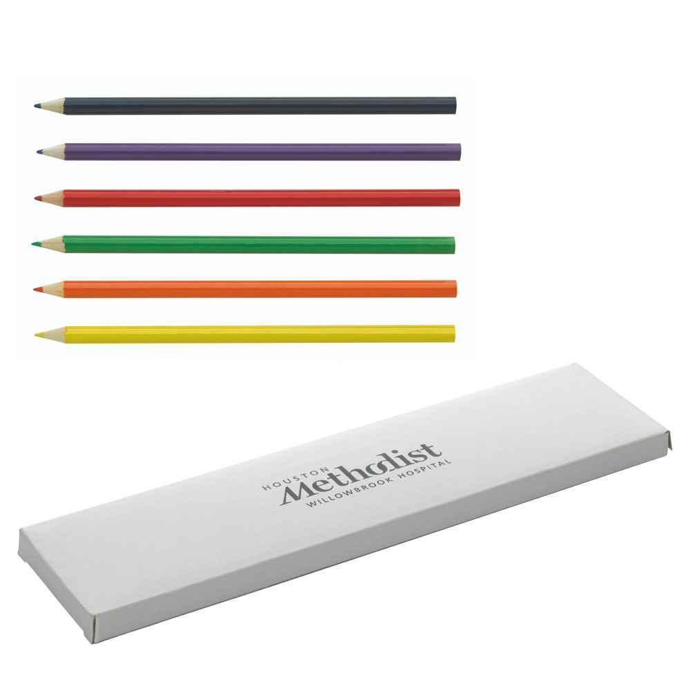 Coloring Pencils - Personalization Available