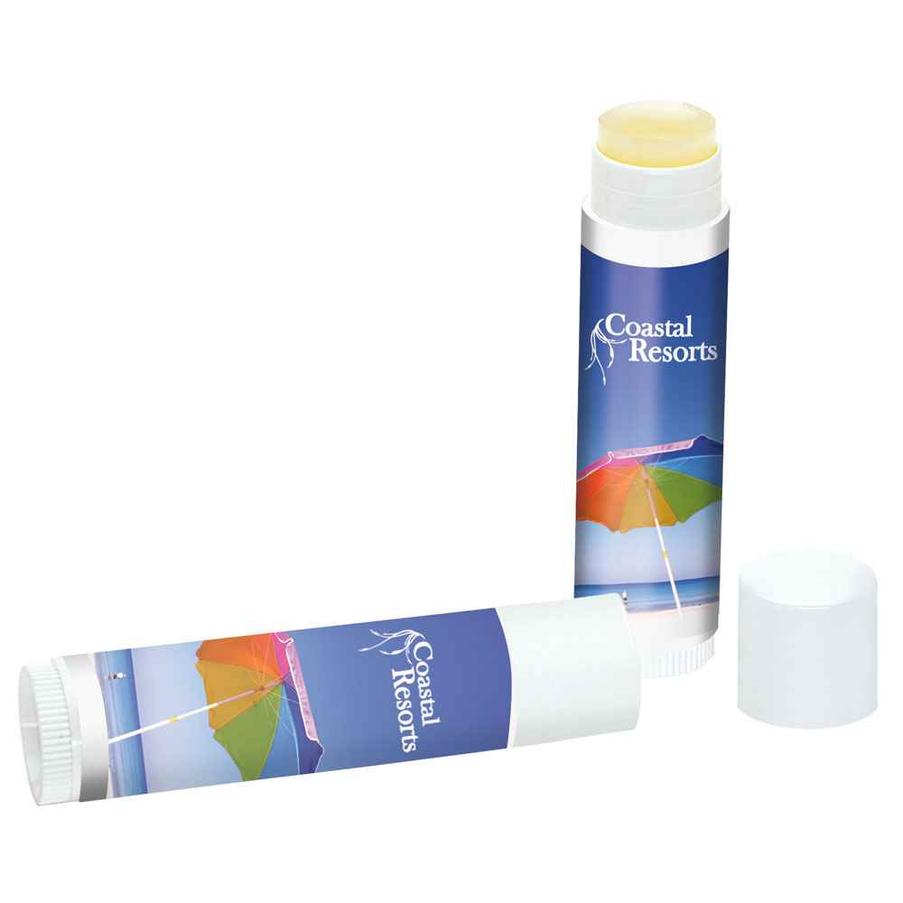 SPF-15 Lip Balm 24-Hour Service - Personalization Available