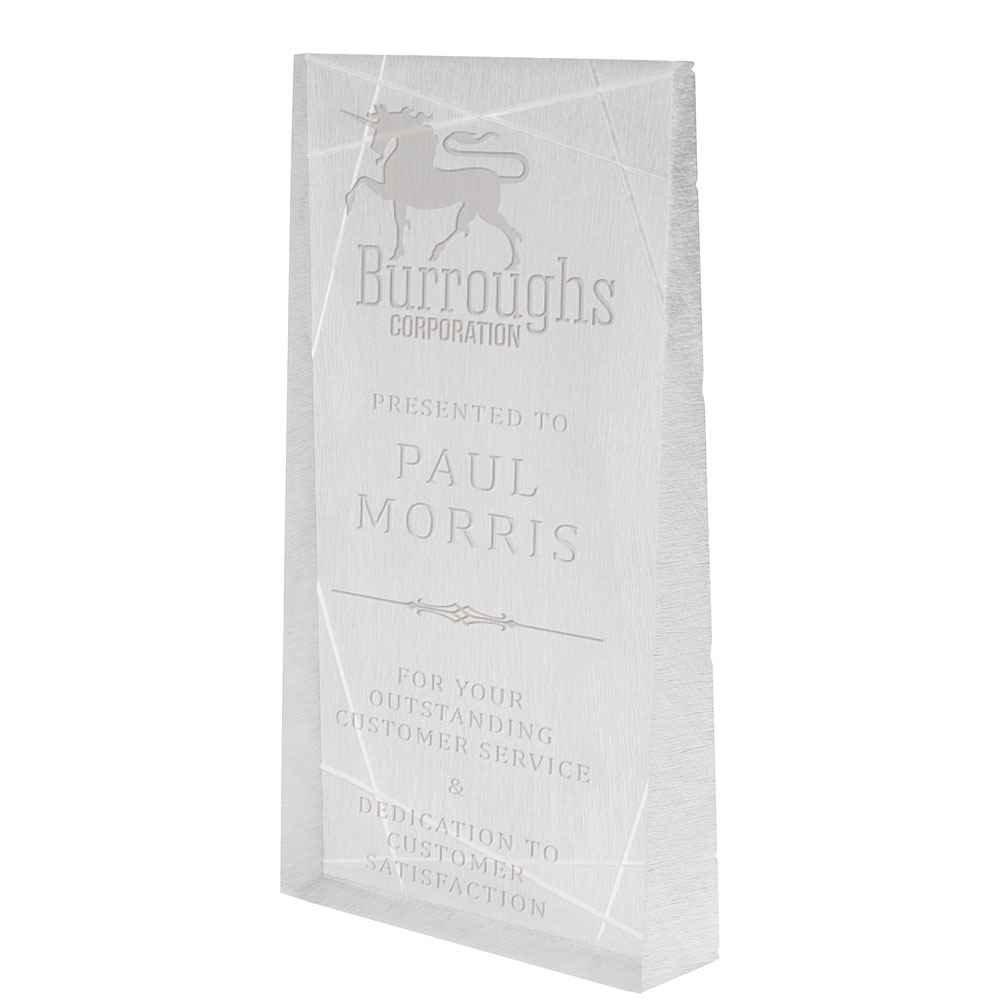 Acrylic Glow Award - Personalization Available