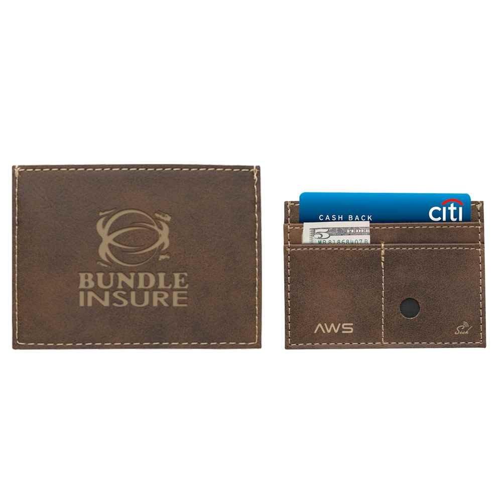 Guardian RFID Card Wallet Seek Set - Personalization Available