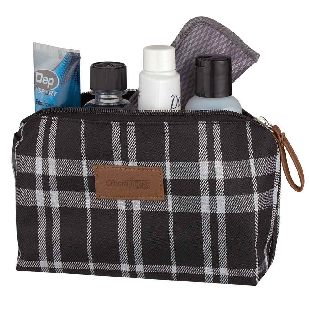 Soho Cosmetic Bag - Personalization Available