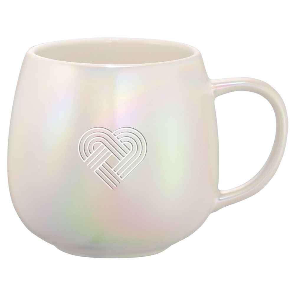 Iridescent Ceramic Mug 15-Oz. - Personalization Available