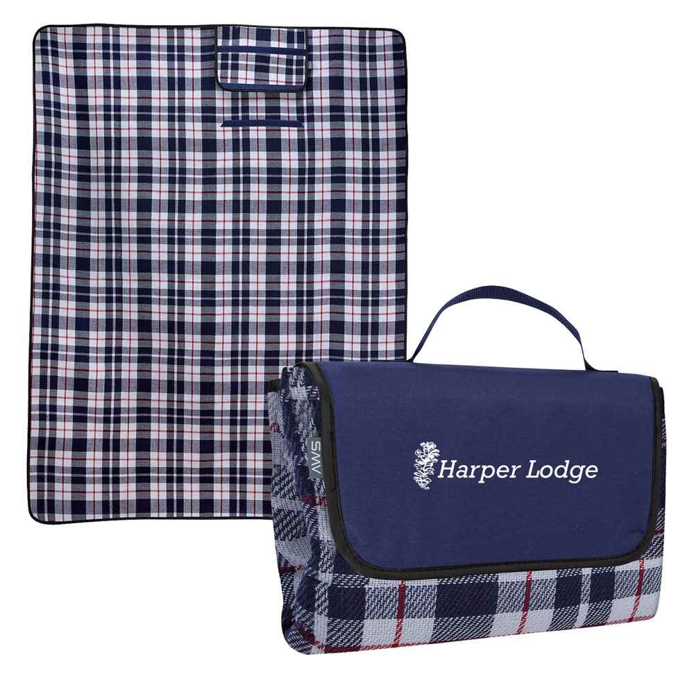Highlander Roll-Up Blanket - Personalization Available