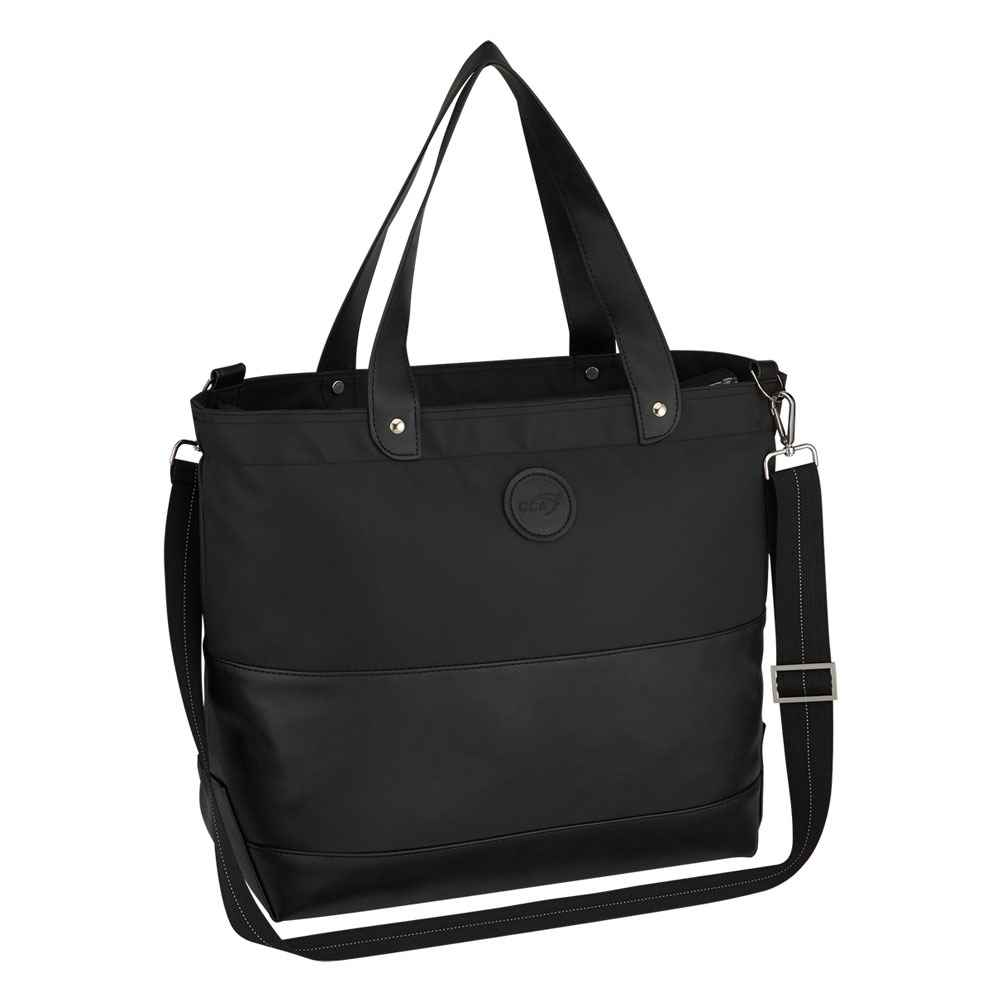 Luxury Traveler Tote Bag - Personalization Available