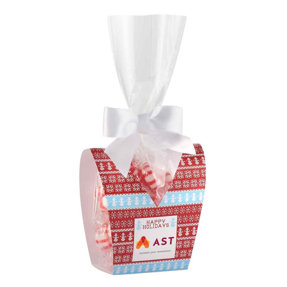 Ugly Sweater Desk Drop with Starlight Mints - Personalization Available