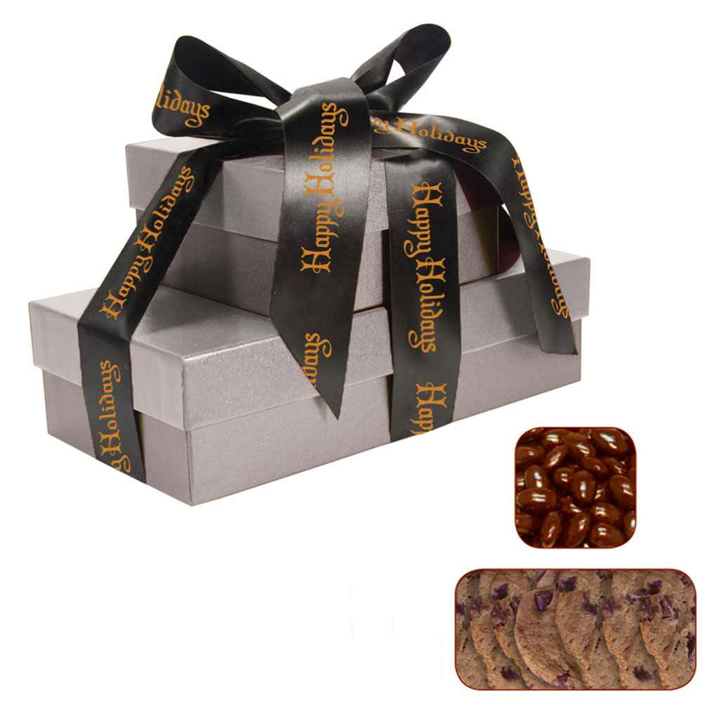 The Cosmopolitan Tower - Bakery Items and Almonds - Personalization Available
