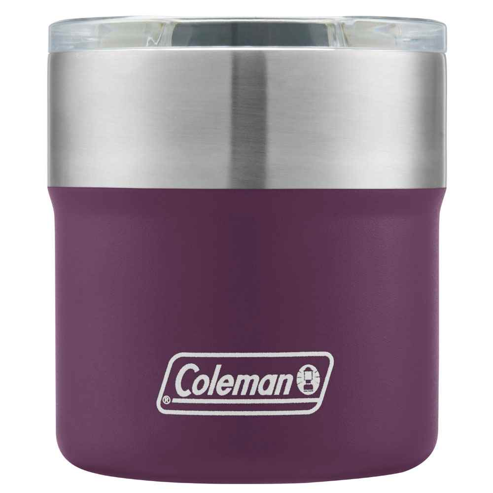 Coleman® Sundowner Rocks Glass 13-Oz. - Personalization Available