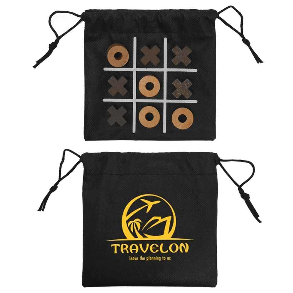 Fun On-The-Go Games - Tic Tac Toe - Personalization Available
