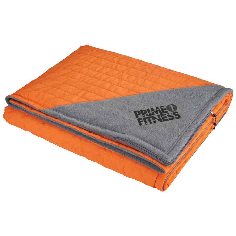 Elevate Beta Oversize Light Down Blanket - Personalization Available