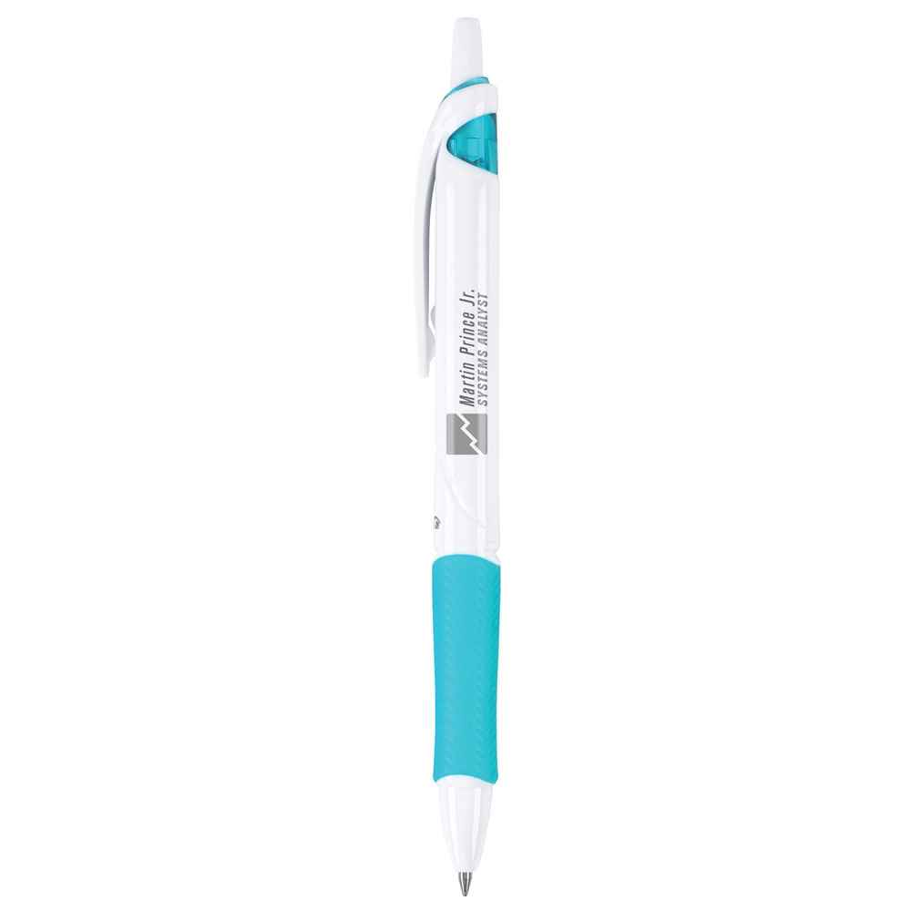 Acroball® Pure White Advanced Ink Pen (0.7 mm) - Personalization Available