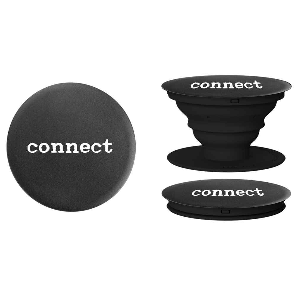 Aluminum PopSockets® PopGrip - Laser Engraved Personalization Available
