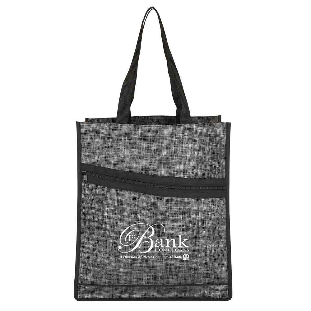 Impress Printed Tote Bag - Personalization Available
