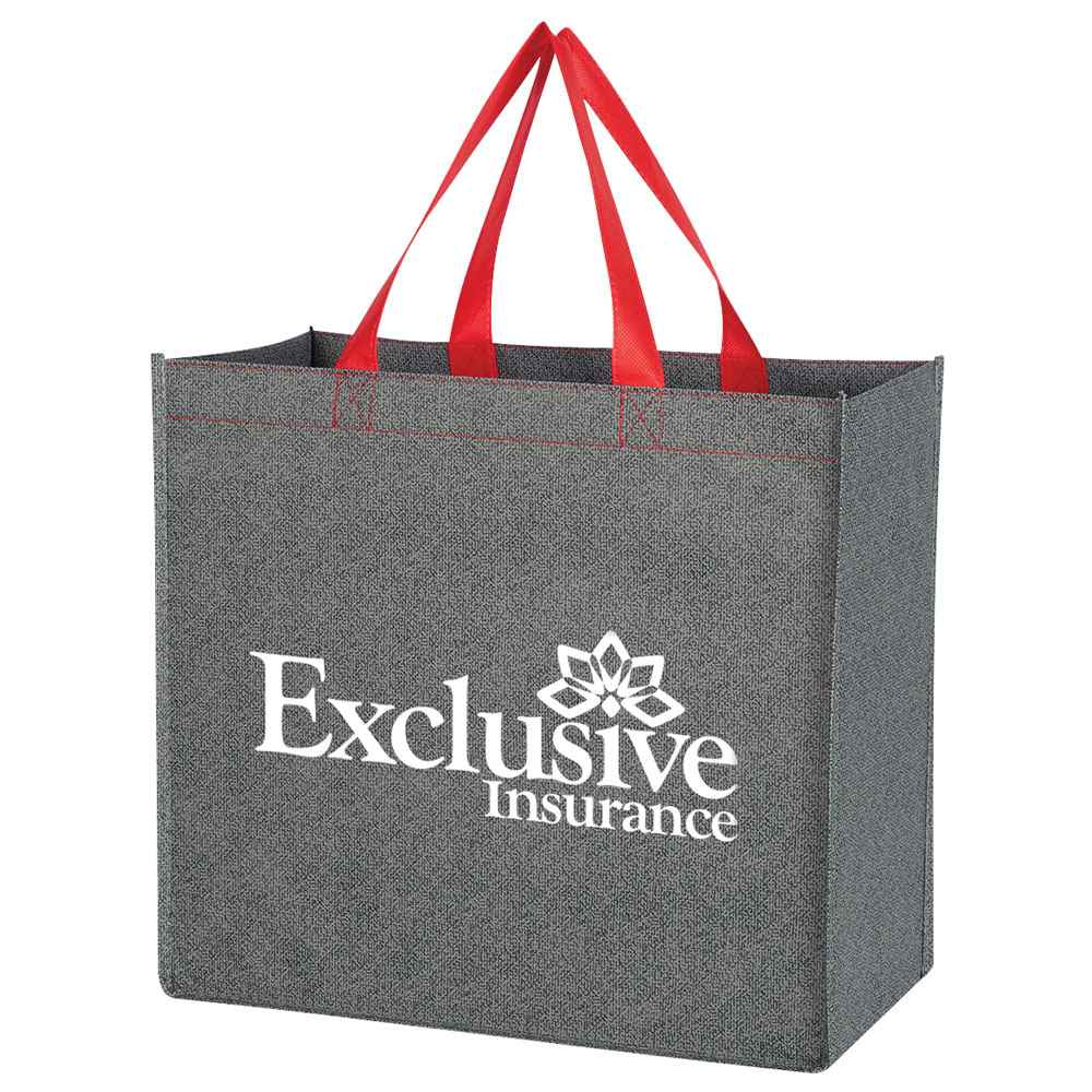 Non-Woven Cody Tote Bag - Personalization Available