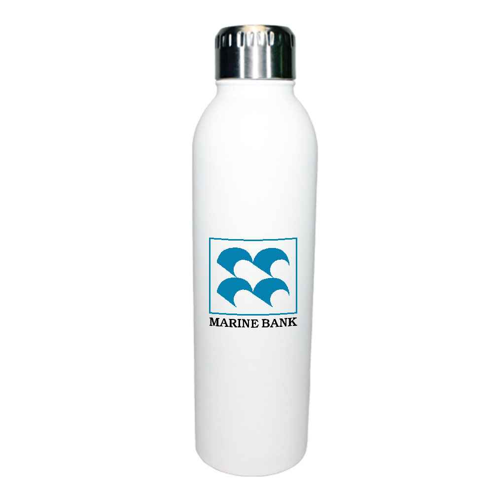 Deluxe Stainless Steel Bottle 17-Oz. - Full Color Personalization Available
