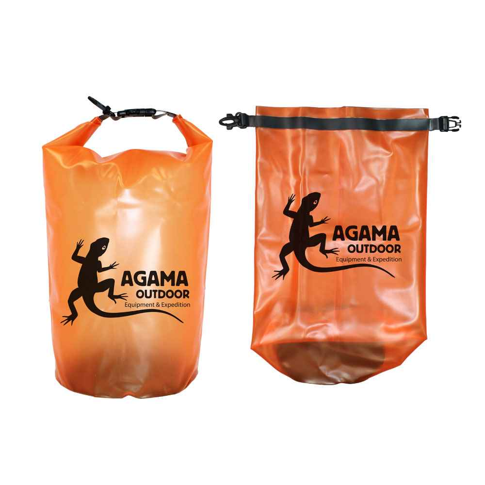 Otaria™ Translucent 10 Liter Dry Bag - Personalization Available
