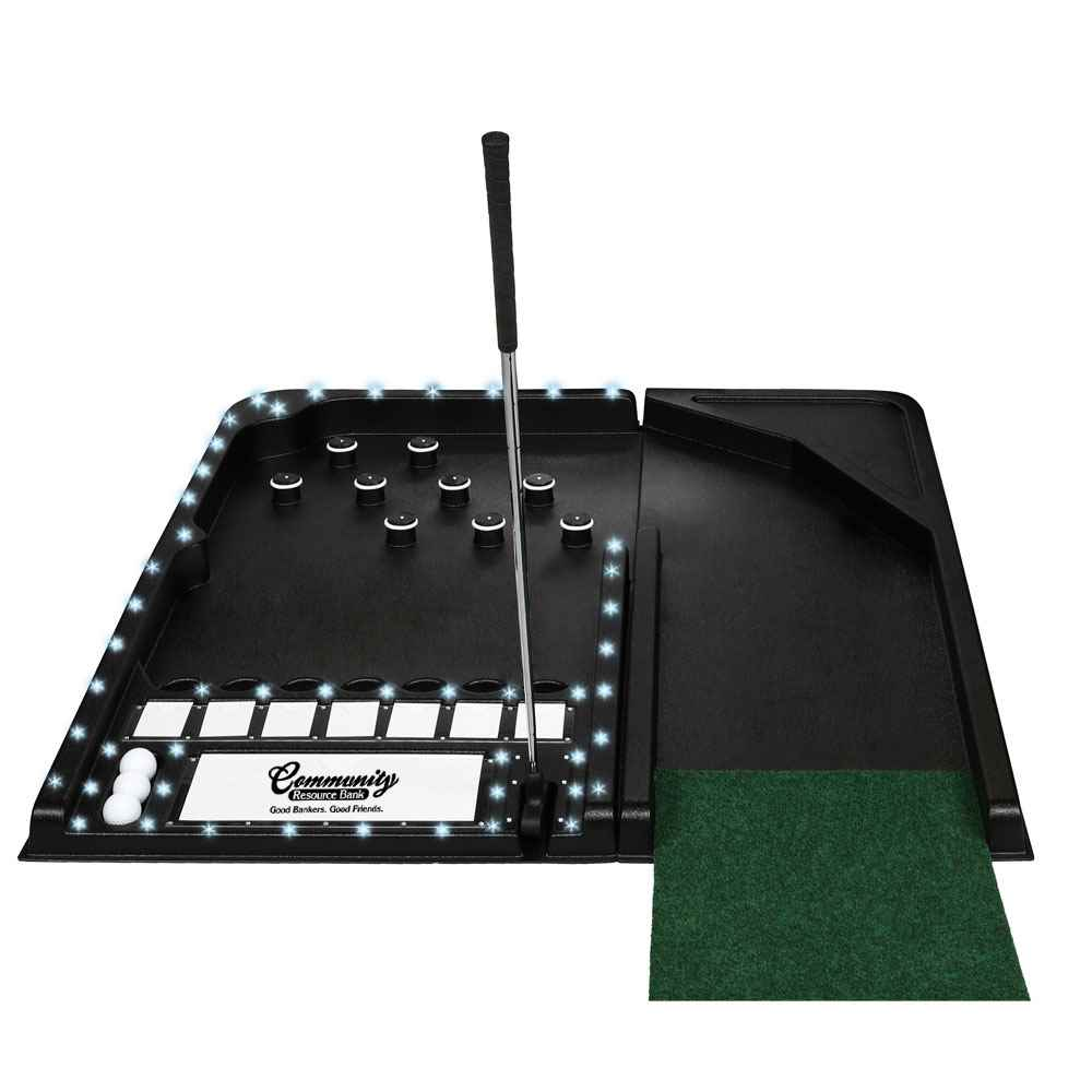 Prize Putt with Lights