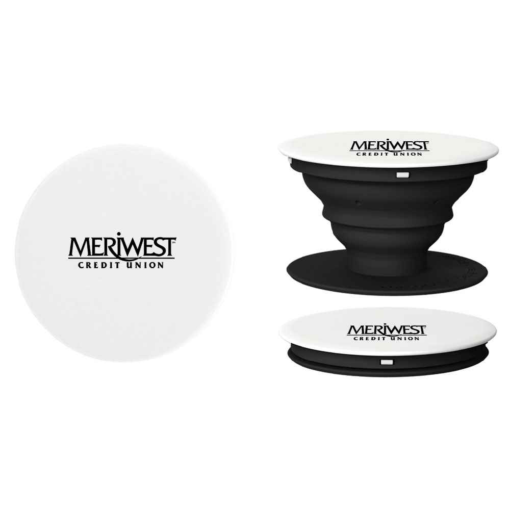 PopSockets® PopGrip Mount Combo - One Color Personalization Available