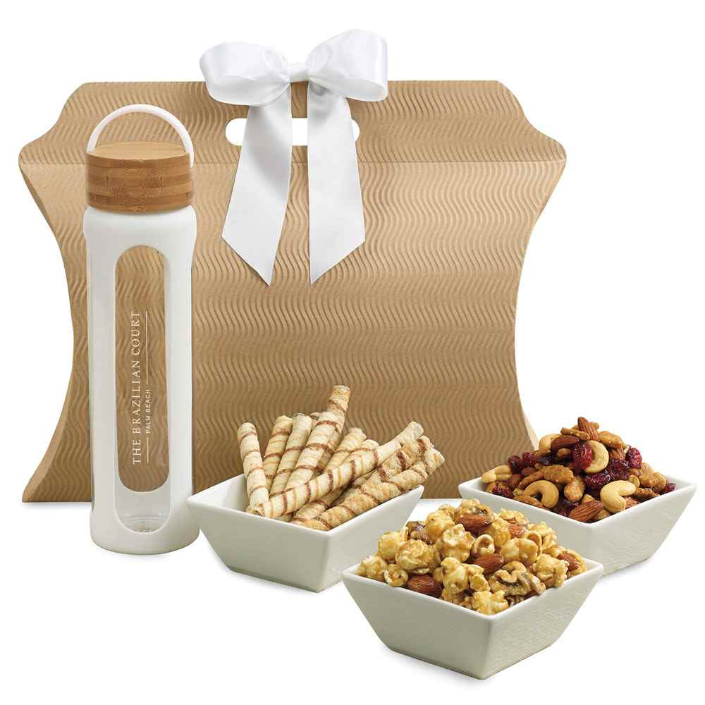Bali Retreat & Relax Treats Tote - Personalization Available