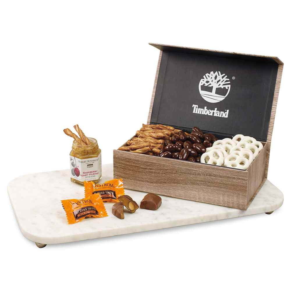 Rustica Gourmet Snack Box - Personalization Available