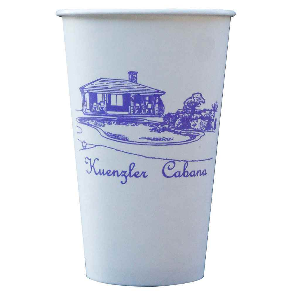 16-Oz. Hot/Cold Paper Cups - Personalization Available