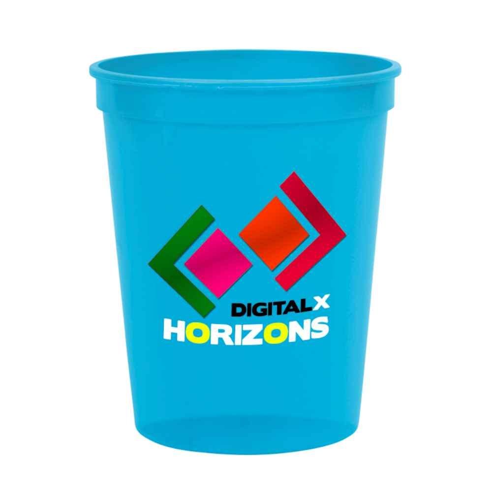 Stadium Cup 16-Oz. with Full-Color Digital Imprint