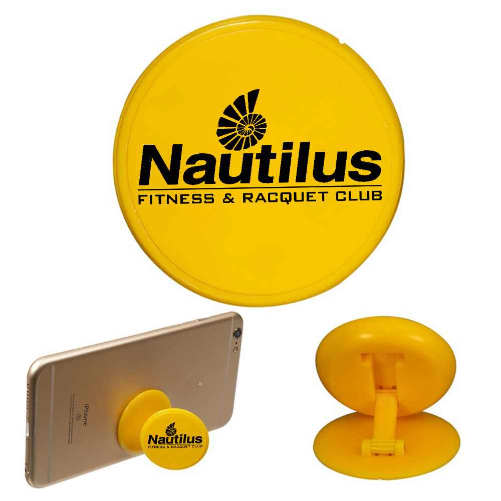 Pull Topper™ Phone Stand and Holder - One-Color - Personalization Available