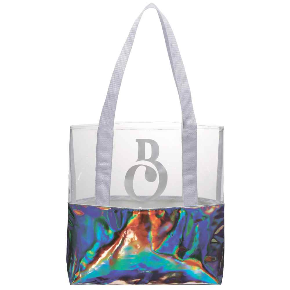 Holographic Boat Tote - Personalization Available