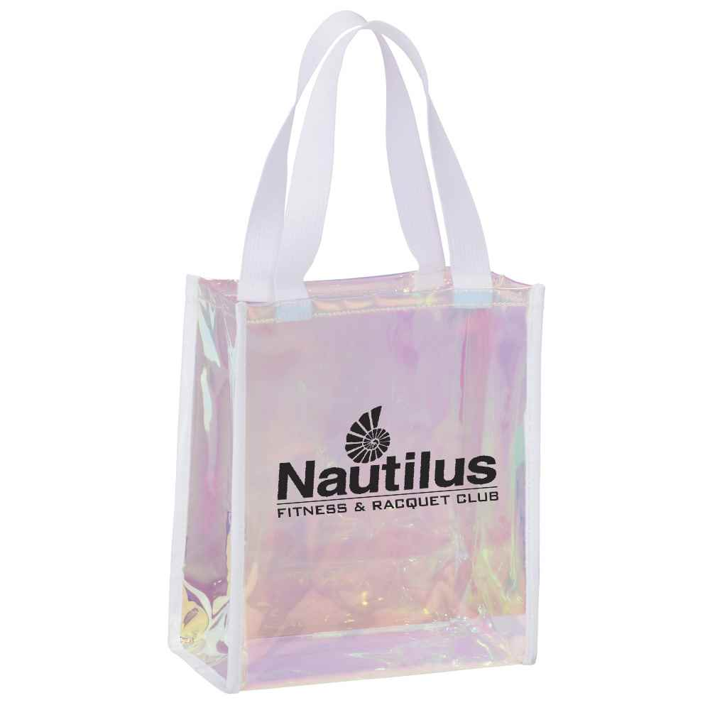 Iridescent Gift Tote - Personalization Available